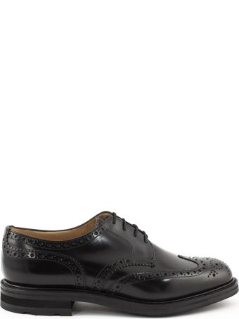 Church's Claverton Derby Black