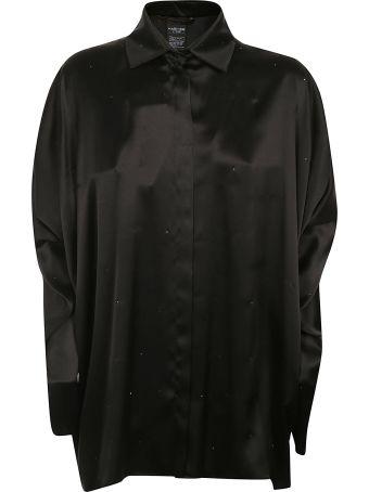 Max Mara Pianoforte Max Mara Crystal Embellished Shirt