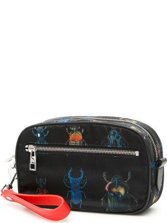 Alexander McQueen Bugs Pouch