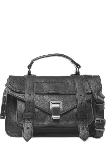 Proenza Schouler Ps1+tiny Leather Shoulder Bag