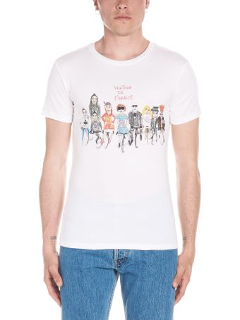 Unfortunate Portrait 'wintour De France' T-shirt