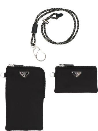 Prada 'multipockets' Necklace