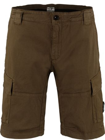 C.P. Company Cotton Cargo Bermuda Shorts