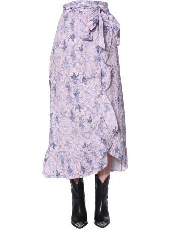 Isabel Marant Étoile Alda Maxi Skirt