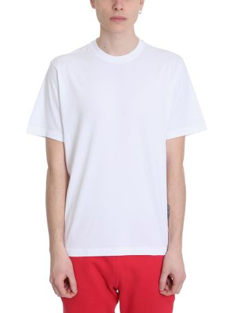 VETEMENTS White Cotton T-shirt