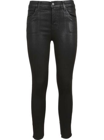 J Brand Jbrand Alana Skinny Jeans