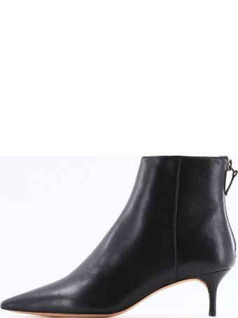 Alexandre Birman Black Kittie Boot