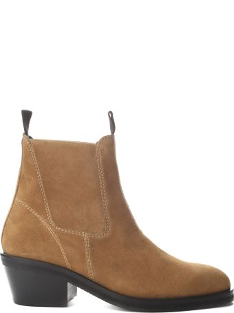 Acne Studios Chelsea Suede Ankle Boots