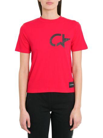 Calvin Klein Jeans Modernist Ck Star Tee