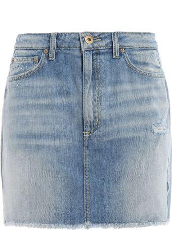 Dondup Faded Skirt