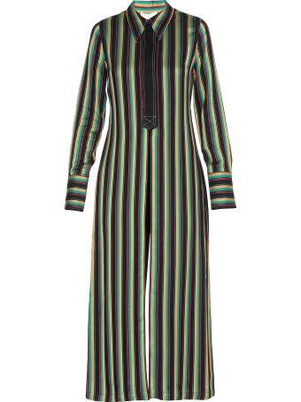 3.1 Phillip Lim Striped Multicolor Jacket