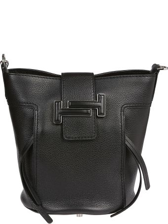 Tod's Small Double T Bucket Bag