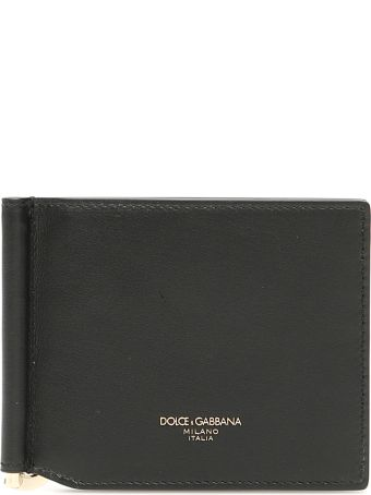 Dolce & Gabbana Money Clip Wallet
