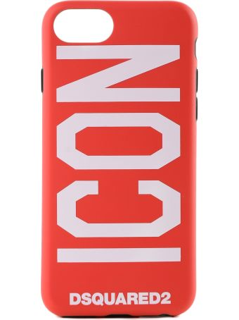 Dsquared2 Iphone 8 Icon Cover Case
