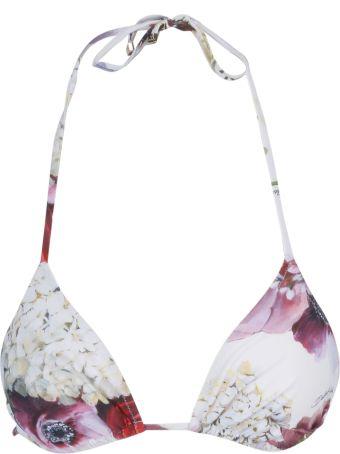 Dolce & Gabbana Triangle Bikini Top