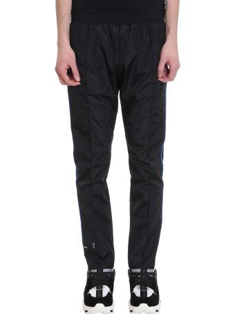Ben Taverniti Unravel Project Black Nylon Pants