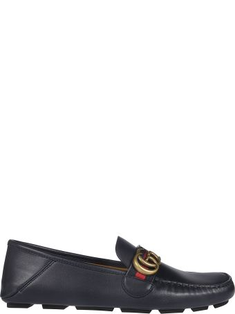 Gucci Drive Web Loafers