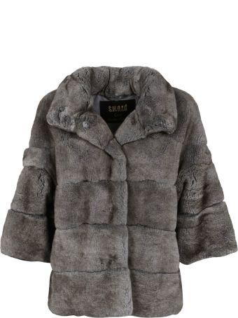 S.W.O.R.D 6.6.44 S.w.o.r.d. 6.6. 44 Rabbit Fur Jacket