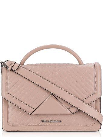 Karl Lagerfeld K/klassik Quilted Shoulder Bag