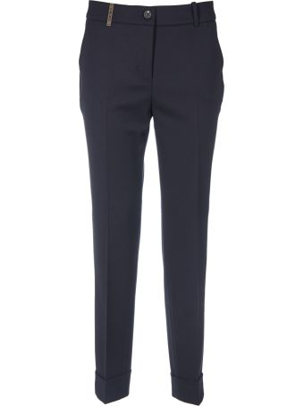Peserico Cropped Trousers