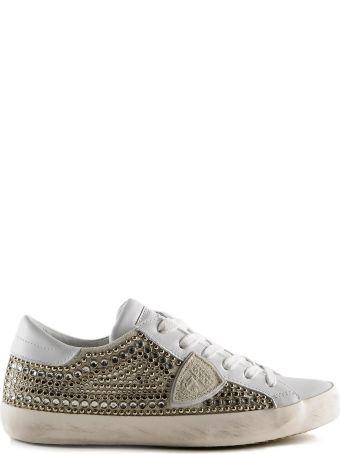 Philippe Model Paris Studs Sneakers