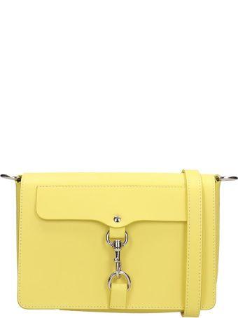 Rebecca Minkoff Yellow Leather Bag