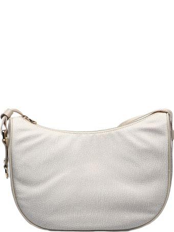 Borbonese Small Luna Shoulder Bag