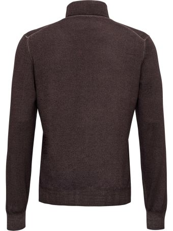 Tagliatore Rico High Neck Wool Pull