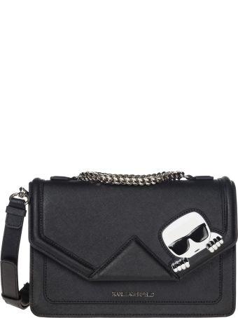 Karl Lagerfeld  Handbag Shopping Bag Purse Tote K/ikonik