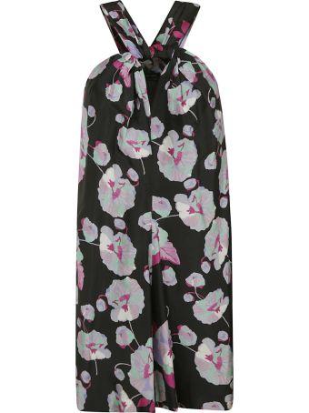 Isabel Marant Short Floral Print Dress