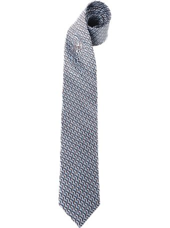 Prada Twill Twist Tie