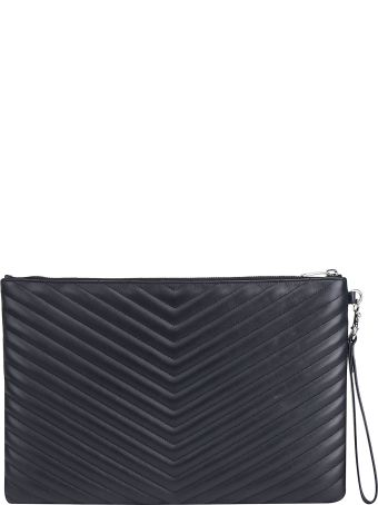 Saint Laurent Mongram Pouch