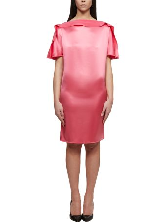 Gianluca Capannolo Cocktail Shift Dress