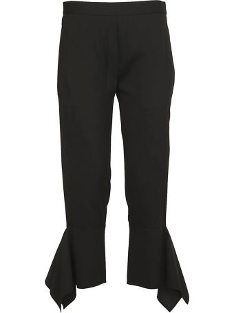 Neil Barrett Asymmetric Cuffs Trousers