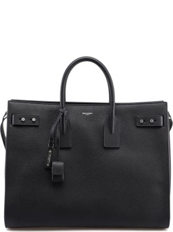 "Saint Laurent Sac De Jour ""l"" Tote"
