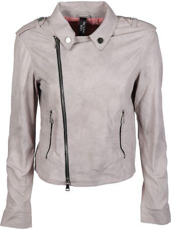 Vintage Deluxe Zip Jacket
