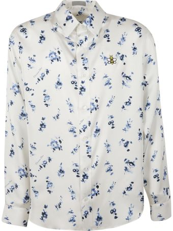 Christian Dior Floral Shirt