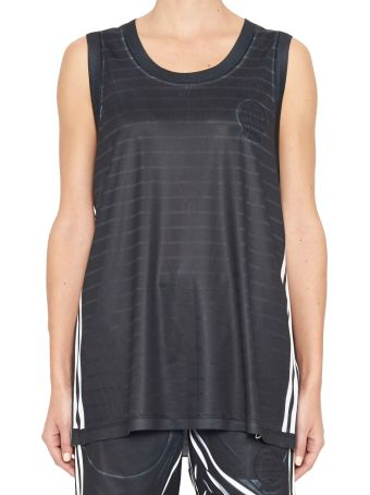 Adidas Originals by Alexander Wang 'face Side' Top
