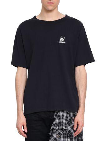 Ben Taverniti Unravel Project Skull Skate Cotton T-shirt