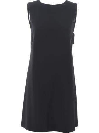Emporio Armani Sleeveless Shift Dress