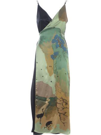 Act n.1 Longuette Sleeveless Dress