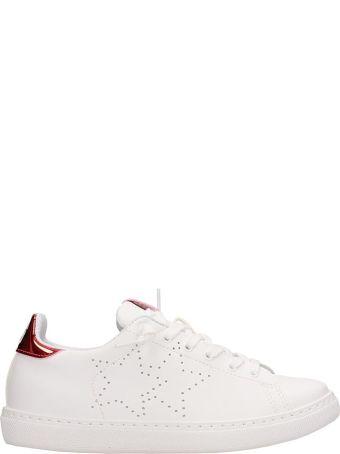 2Star White Sneakers Low-top Sneakers