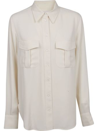 Calvin Klein Pointed Collar Shirt