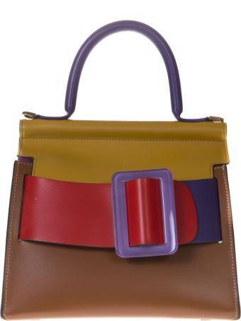 BOYY Karl 24 Multicolor Leather Hand Bag