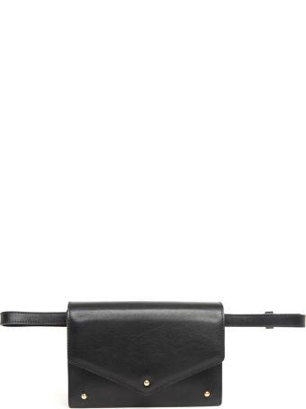 Sara Battaglia 'plissè Clutch' Bag