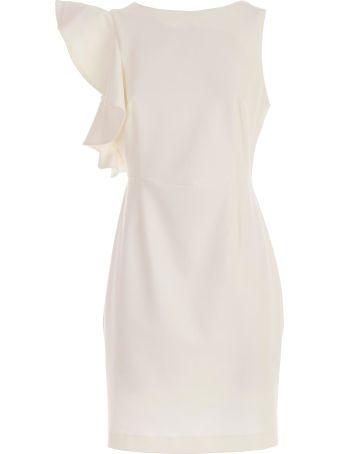 Blugirl Ruffled Detail Dress
