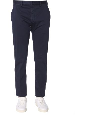 Z Zegna Slim Fit Trousers