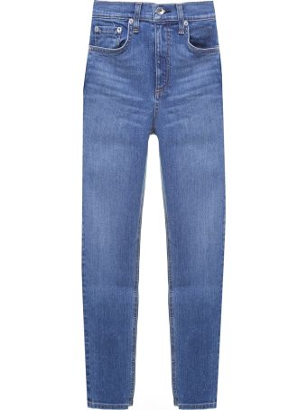 Rag & Bone Ankle Skinny High-rise Jeans
