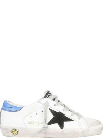 Golden Goose Kids Star Patch Sneakers