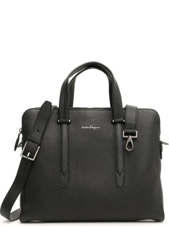 Salvatore Ferragamo Firenze Briefcase
